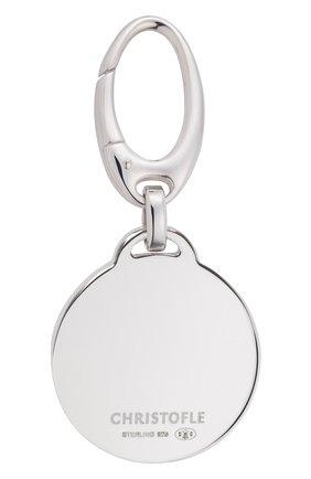 Медальон на ошейник royal jack CHRISTOFLE серебряного цвета, арт. 05271000 | Фото 2