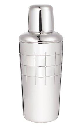 Шейкер graphik CHRISTOFLE серебряного цвета, арт. 04242032 | Фото 1