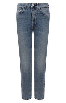 Женские джинсы TOTÊME синего цвета, арт. 211-237-740 | Фото 1