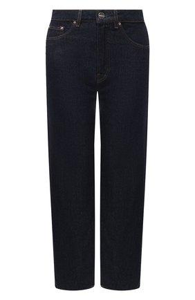 Женские джинсы TOTÊME синего цвета, арт. 211-238-740 | Фото 1