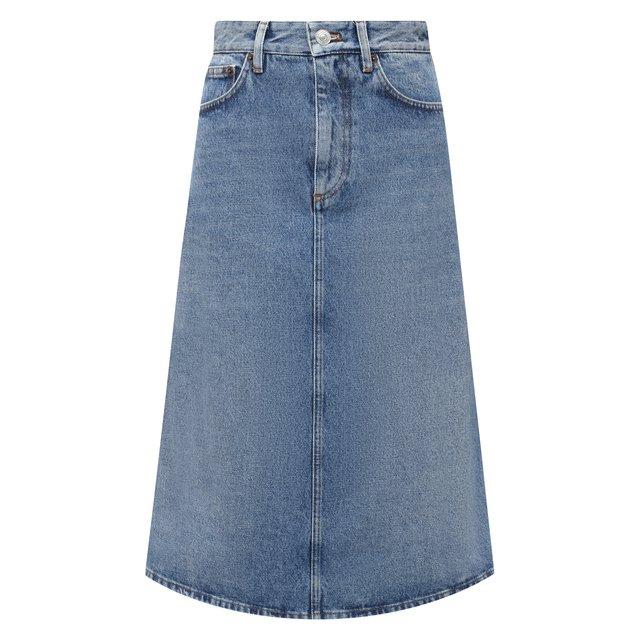 Джинсовая юбка Balenciaga