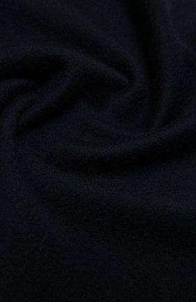 Мужской кашемировый шарф ZILLI темно-синего цвета, арт. MIU-INSIG-40825/0001/CP0R | Фото 2
