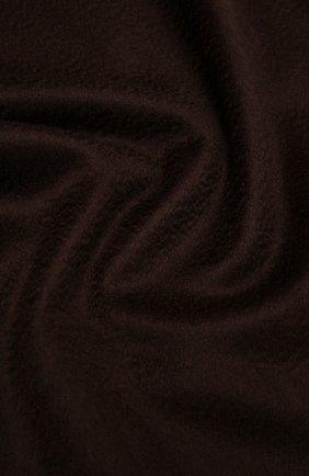 Мужской кашемировый шарф ZILLI коричневого цвета, арт. MIU-INSIG-40825/0001/CP0R | Фото 2