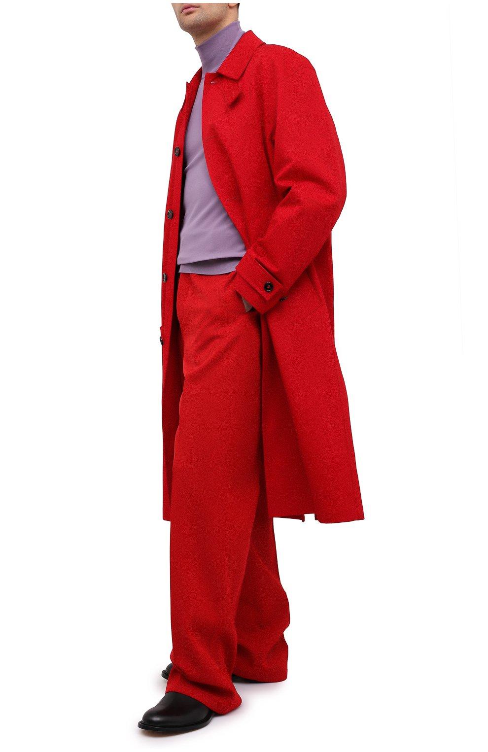 Мужские кожаные челси the level BOTTEGA VENETA черного цвета, арт. 652357/V00H0 | Фото 2 (Материал внутренний: Натуральная кожа; Подошва: Плоская; Мужское Кросс-КТ: Сапоги-обувь, Челси-обувь)