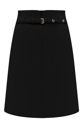 Женская юбка REDVALENTINO черного цвета, арт. VR3RAF75/5LB | Фото 1