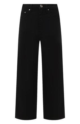 Женские джинсы TOTÊME черного цвета, арт. 211-230-744 | Фото 1