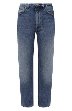 Женские джинсы TOTÊME синего цвета, арт. 211-232-740 | Фото 1