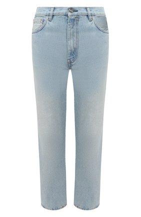 Женские джинсы TOTÊME голубого цвета, арт. 211-232-742 | Фото 1
