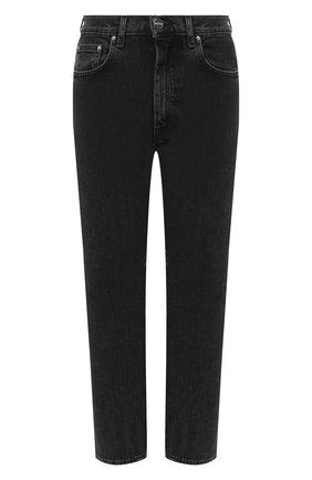 Женские джинсы TOTÊME темно-серого цвета, арт. 211-232-743 | Фото 1