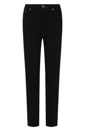 Женские джинсы TOTÊME черного цвета, арт. 211-234-746 | Фото 1