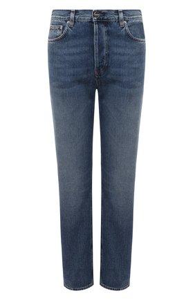 Женские джинсы TOTÊME синего цвета, арт. 211-236-740 | Фото 1
