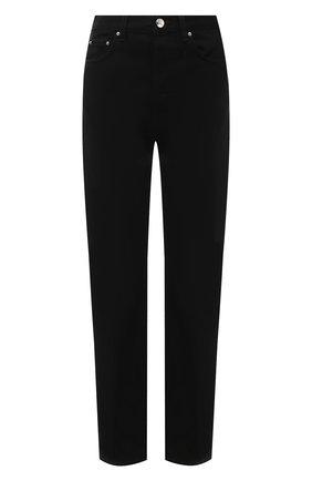 Женские джинсы TOTÊME черного цвета, арт. 211-236-744 | Фото 1