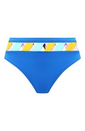Женский плавки-бикини VALIMARE синего цвета, арт. 202110B/P0RT0FIN0 | Фото 1