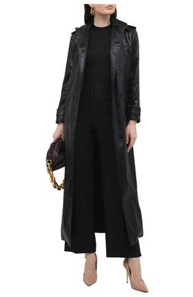 Женский кашемировый топ TOM FORD черного цвета, арт. MAK937-YAX087   Фото 2