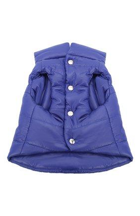 Накидка poldo dog couture MONCLER синего цвета, арт. F2-090-3G600-00-68950 | Фото 2