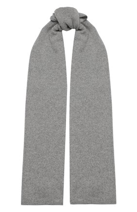 Женский шарф BILANCIONI серого цвета, арт. 5121SM | Фото 1