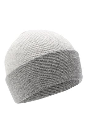 Женская шапка BILANCIONI серого цвета, арт. 4913CM   Фото 1