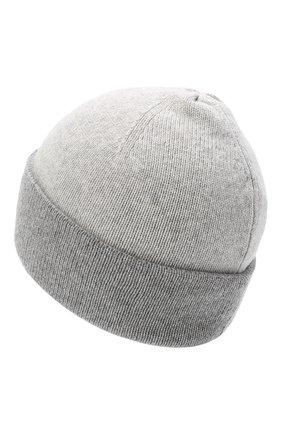 Женская шапка BILANCIONI серого цвета, арт. 4913CM | Фото 2