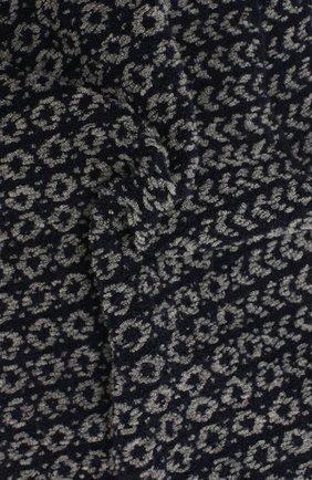 Женский шарф-снуд BILANCIONI синего цвета, арт. 4910SM   Фото 2