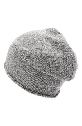 Женская шапка BILANCIONI серого цвета, арт. 4909CM   Фото 2