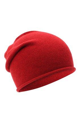 Женская шапка BILANCIONI красного цвета, арт. 4909CM | Фото 1