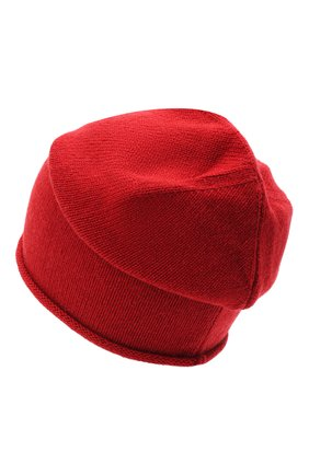 Женская шапка BILANCIONI красного цвета, арт. 4909CM   Фото 2