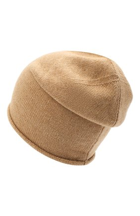 Женская шапка BILANCIONI бежевого цвета, арт. 4909CM   Фото 2