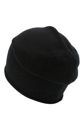 Женская шапка BILANCIONI черного цвета, арт. 4909CM   Фото 2