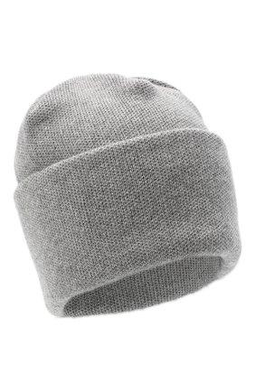 Женская шапка BILANCIONI серого цвета, арт. 4906CM   Фото 1