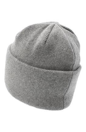 Женская шапка BILANCIONI серого цвета, арт. 4906CM   Фото 2
