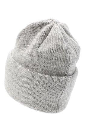 Женская шапка BILANCIONI светло-серого цвета, арт. 4906CM   Фото 2
