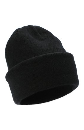 Женская шапка BILANCIONI черного цвета, арт. 4906CM   Фото 1