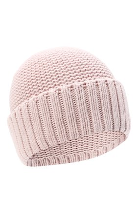 Женская шапка BILANCIONI розового цвета, арт. 4901CM   Фото 1
