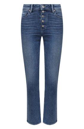 Женские джинсы PAIGE синего цвета, арт. 6916E77-3146 | Фото 1