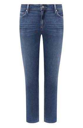 Женские джинсы PAIGE синего цвета, арт. 6690F72-3235 | Фото 1