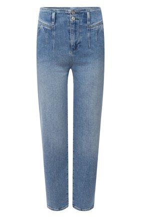 Женские джинсы PAIGE голубого цвета, арт. 6501B61-3703 | Фото 1