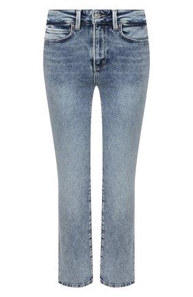 Женские джинсы PAIGE голубого цвета, арт. 6355E77-2600 | Фото 1