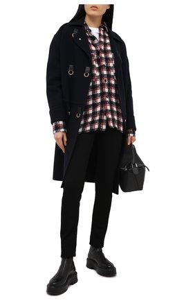 Женская шерстяная рубашка DESTIN разноцветного цвета, арт. D5W0MAT/WESTER DAD0 | Фото 2