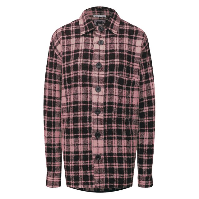 Рубашка из шерсти и кашемира Destin