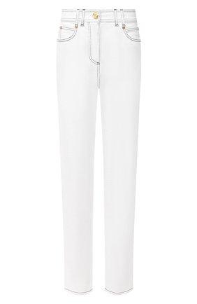 Женские джинсы BALMAIN белого цвета, арт. VF15460/D087 | Фото 1