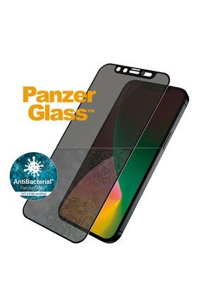Защитное стекло для iPhone 12/12 Pro CamSlider Privacy | Фото №1