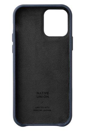 Чехол clic classic для iphone 12/12 pro NATIVE UNION синего цвета, арт. CCLAS-BLU-NP20M | Фото 2