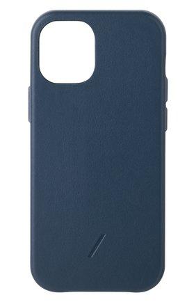 Чехол clic classic для iphone 12 mini NATIVE UNION синего цвета, арт. CCLAS-BLU-NP20S | Фото 1