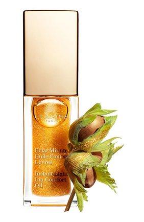 Масло-блеск для губ lip comfort oil 07 CLARINS бесцветного цвета, арт. 80046563 | Фото 2