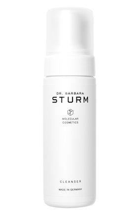 Нежная очищающая пенка для лица  для всех типов кожи DR. BARBARA STURM бесцветного цвета, арт. 4015165343363   Фото 1