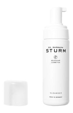 Нежная очищающая пенка для лица  для всех типов кожи DR. BARBARA STURM бесцветного цвета, арт. 4015165343363   Фото 2