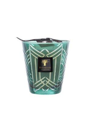 Свеча high society max 16 gatsby BAOBAB бесцветного цвета, арт. 5415198483408   Фото 1 (Ограничения доставки: flammable)