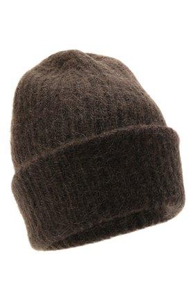 Женская шапка adalyn BALMUIR коричневого цвета, арт. 125800 | Фото 1