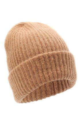 Женская шапка adalyn BALMUIR бежевого цвета, арт. 125800 | Фото 1