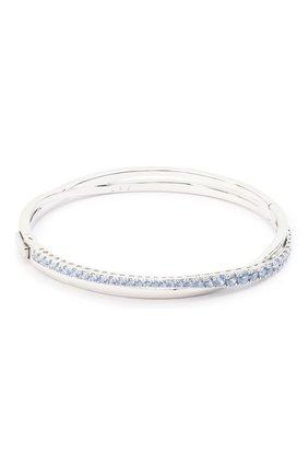 Женский браслет twist rows SWAROVSKI серебряного цвета, арт. 5584652 | Фото 1